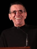 Leonard Nimoy at the 2011 Phoenix Comicon in Phoenix, Arizona