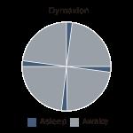 Dymaxion Schlaf - Tortendiagramm