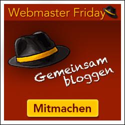 Webmaster Friday Logo by Ralf (bohncore.de)