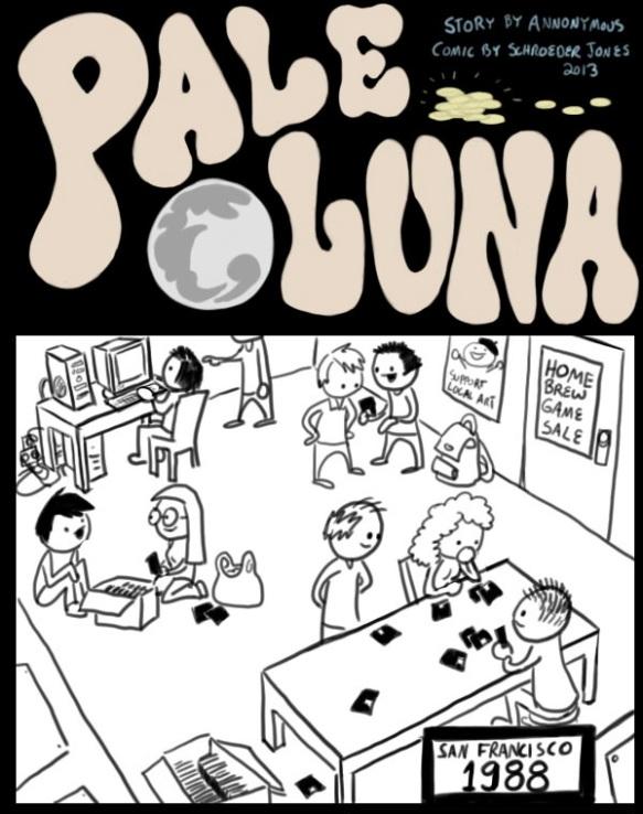 Pale Luna, Part 1 (by Schroeder Roman)
